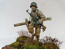 German Panzergrenadier 1944/45 - Built and Painted resin figure 1/16 scale