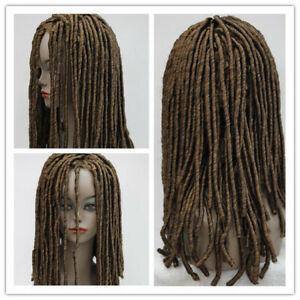 Ladies Wig Crochet Twist/Afro Kinky Curly Wig Braids Bohemia Black Women Wig