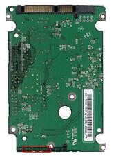 Pcb Board Contrôleur 2060-701543-003 wd 1500 HLFS - 01g6u1 disque dur électronique