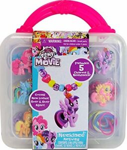 NEW My Little Pony Necklace Activity Set FREE SHIPPING
