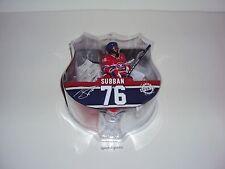 "2015  NHL Imports Dragon 6""  Wave 1  P.K. Subban # 76  Montreal Canadiens"