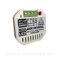 Regulator Of Intensity Pellet 250w Varilamp MULTI DIMMER Light bulbs Led