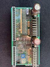 HSD P 270 logic control