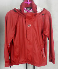 Helly Hansen Red Long Sleeve Girl's Jacket Size:10Y