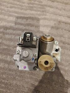 Robertshaw 7000BER-S7C 4E4-501-580 standing pilot NAT gas valve