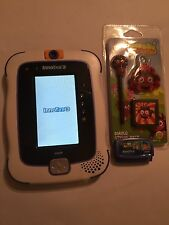VTECH InnoTAB 3 BLUE CHILDREN TUFF LEARNING TABLET CONSOLE +JAKE & THE NEVERLAND