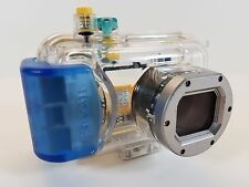 Canon WP-DC15 30ft Underwater Diving Case Housing Powershot SD850 IS - MUST SEE!