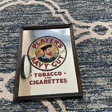Players Navy Cut Tobacco Cigarettes Advertising Mirror 12