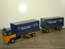 Scania 141 Truck & Trailer ASG Transport Spedition - Tekno Holland 1:50 *40540
