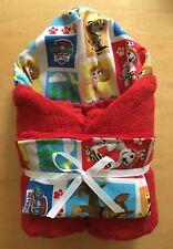 Paw Patrol Hooded Towel & Wash Cloth