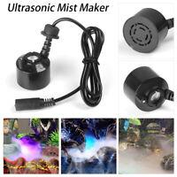 Pond Fish Tank Sprayer Tool Humidifier Atomizer Air Mist Maker Fogger Device