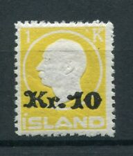 Island 111 sauberer Erstfalz .............................................2/4440