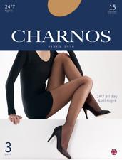 Charnos 24/7 15 Denier 3 Pair Pack - Various Shades 15 Denier Tights -  CAJG
