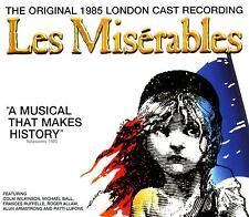 >>  LES MISERABLES / THE ORIGINAL 1985 LONDON CAST RECORDING-fat box set