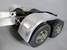 "New Pair Aluminum L&R Half Fenders Tamiya ""TOY"" 1/14 King Grand Knight Hauler"