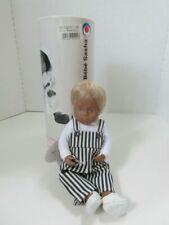 "Gotz Sasha Serie Patrick 12"" Jointed Baby Doll Tags Tube 9640201 German"
