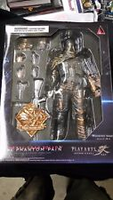 Square Enix Play Arts Kai SDCC Excl Metal Gear Solid Snake Bronze Punished Var
