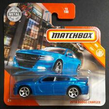 Matchbox 2020 2018 Dodge Charger MBX City nuevo & OVP