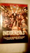 PELÍCULA DVD -  INCIDENCIAS   (COMEDIA ESPAÑOLA)