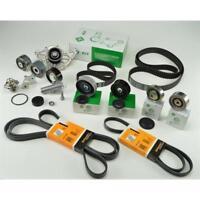 INA ZAHNRIEMEN SATZ für 2,5TDi V6 + Wasserpumpe Thermostat Keilriemen ab ZS002BK