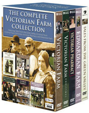 Victorian Farm: The Complete Collection DVD (2011) David Upshal ***NEW***