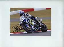 Tommy Hill Worx Crescent Suzuki BSB 2010 Signed 8