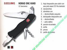 NAVAJA VICTORINOX NOMAD ONE HAND 11 FUNCIONES 08353.MW3 0.8353.MW3
