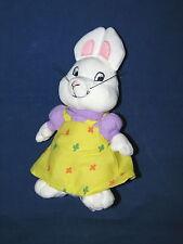 "Max & Ruby Plush Stuffed TY Beanie Baby Doll 7"" 2009 A"