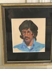 Hollis Williford  – Original Oil – Cowboy Hall Of Fame