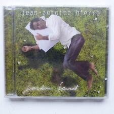 JEAN ANTOINE HIERRO Jardin secret   PROMO AUTOPROD  CD ALBUM