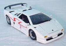 Lamborghini Diablo SV~ Special Edition~ 1/18 Scale Die-Cast Car~ Displays Great~