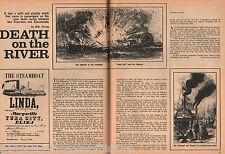 Death On The River + Sidewheeler Index + Genealogy