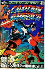 Captain America # 258 (Mike Zeck) (USA, 1981)