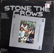 LP / STONE THE CROWS / BLUESROCK UK / RARITÄT /