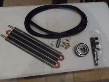 """Flex-a-lite Engine Oil Cooler Kit 5"""" x 20"""" x 3/4"""" Hot Rod GM Truck Chevy 3952"""