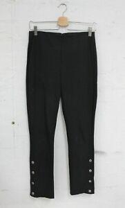 RAG & BONE Simone Snap High-waisted Cotton Pant Size 4