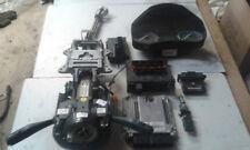 808 B1E MK2 OCTAVIA PD ELEGANCE 2.0 TDI 140 BHP BKD ECU COMPLETE SET WITH LOCKS