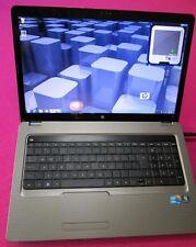 Fast! Beige HP Pavilion G72 laptop Intel I5-560m 2.66-3.2Ghz 4GB ram 320GB hdd