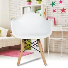 Kinder Freizeitstuhl Kinderstuhl Babystuhl Hochstuhl Esstisch Stuhl Hocker Weiß