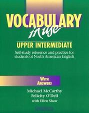 Vocabulary in Use Upper Intermediate Without Answers ESL NEW!