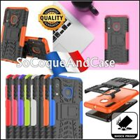 Etui Coque Housse Antichocs Tyre Shockproof Cover Samsung Galaxy A20 A30 A50 A60