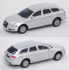 Boss 00004 Audi A6 Avant (C6, Typ 4F, Mod. 2005-2008), lichtsilber, 1:87
