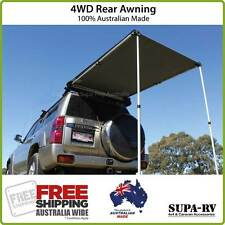 REAR AWNING 4X4 CAR AWNING (4WD) SUPA-PEG