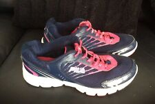 LADIES FILA NAVY AND PINK MESH TOP TRAINERS UK 4 Running Sport Execise
