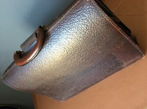 Vintage brief case leather