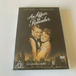 An Affair To Remember (DVD) Cary Grant