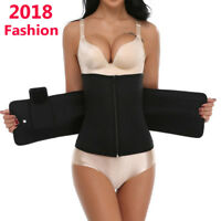 EXTREME SPORT Waist Trainer Hot Tummy Control Body Shaper Slim Weight Loss Fajas