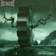 HEARSE - The Last Ordeal - CD - Neu - Death Metal