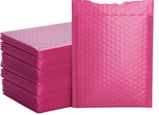 Metronic 25pcs Poly Bubble Mailers 6x10 Inch Padded Envelopes #0 Bubble Lined Po