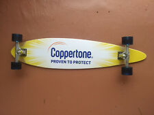 Coppertone skateboard/longboard